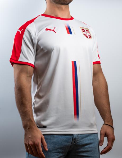 Nationaltrikot Serbien - Puma (Auswärts)