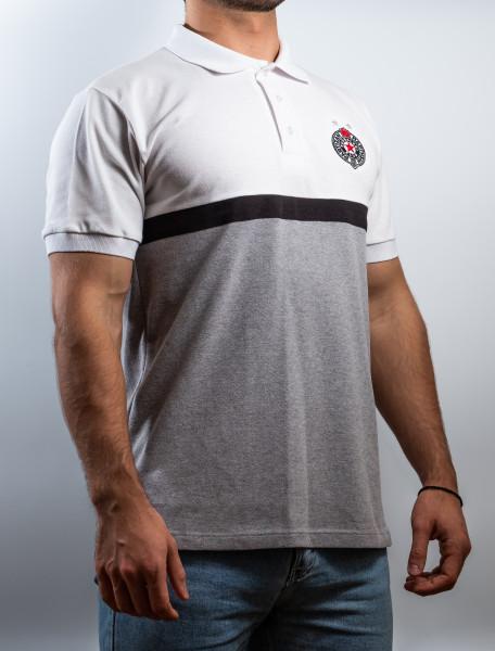 "Poloshirt Partizan - ""Tri boje"""